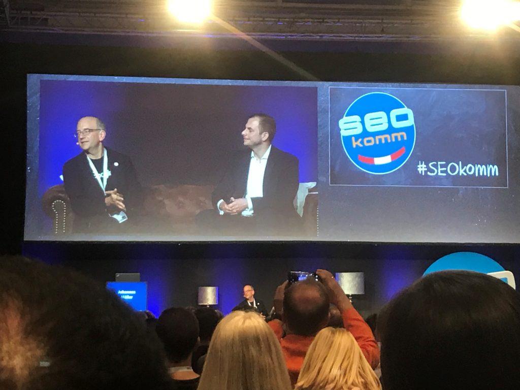 SEOkomm Frage-Session mit John Müller