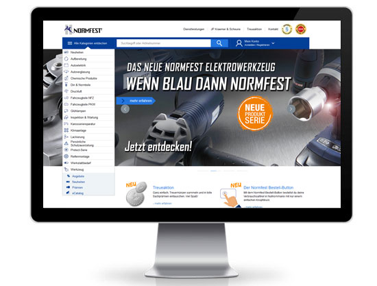 Normfest-Desktop