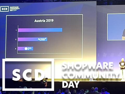 Auszeichnung für ACRIS beim SCD